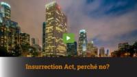 Roberto Mazzoni – Insurrection Act, perché no?