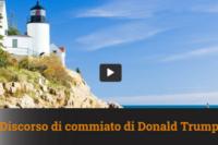 Roberto Mazzoni – 19-1-2021 Discorso di commiato di Donald Trump – commentato