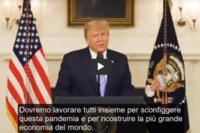 Roberto Mazzoni –7-1-2021 Discorso di Donald Trump alla nazione