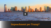 Roberto Mazzoni – 12-1-2021 Impeachment per Trump?