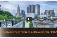 Roberto Mazzoni – 8-1-2021 Interferenze straniere nelle elezioni USA?