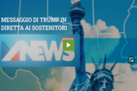 Roberto Mazzoni – 6-1-2021 Mesaggio di Trump ai sostenitori che sono a Washington