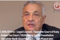Prof Alfio D'Urso – Affidavit regarding Chief Tech Officer of Leonardo, Arturo D'Elia