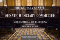 Roberto Mazzoni – 30-12-2020 Senato della Georgia – Testimonianza su Dominion