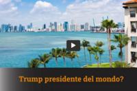 Roberto Mazzoni – 28-1-2021 Trump presidente del mondo?