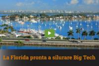 Roberto Mazzoni – 3-2-2021 La Florida pronta a silurare Big Tech