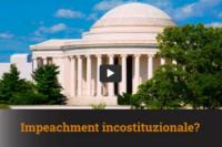 Roberto Mazzoni – 3-2-2021 Impeachment incostituzionale?