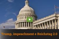 Roberto Mazzoni – Trump, impeachment e Reichstag 2.0